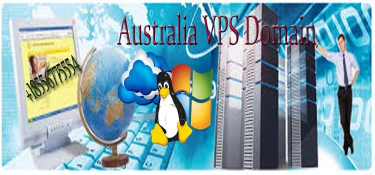 Australia VPS Domain
