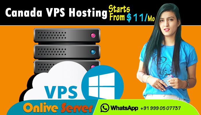 Canada VPS Server Hosting: - A Small Introduction to a Large Application