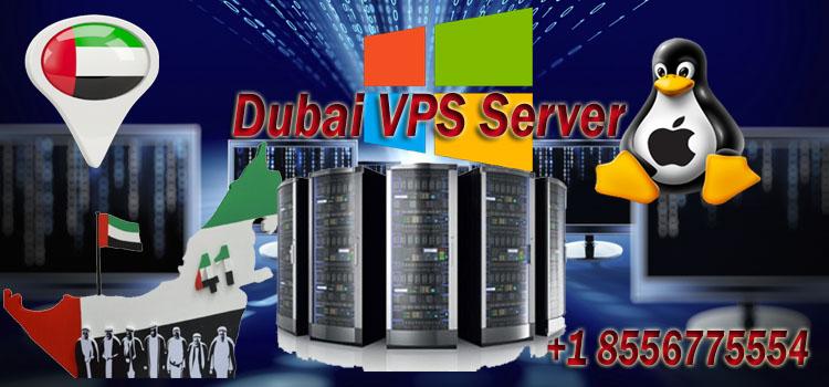 Dubai VPS Server
