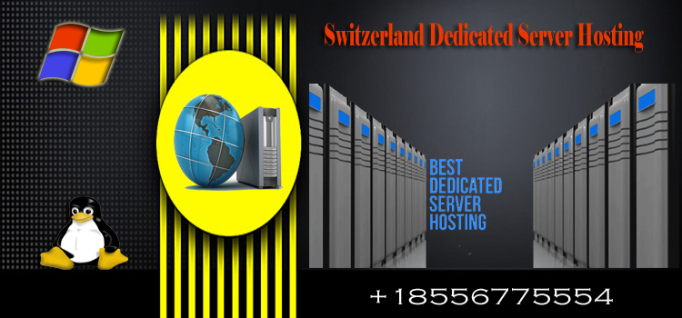 Switzerland Dedicated Server Hosting - Suitable for Online Business Portal