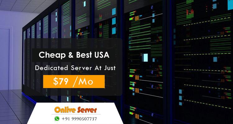 USA Dedicated Server Hosting Best Offering Affordable for your business