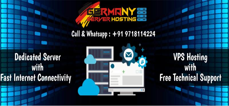 Germany Server Hosting Services -Dedicated Server and VPS hosting