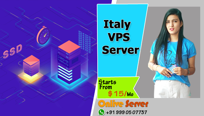 Italy VPS Server & Dedicated Server Hosting