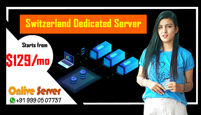 Switzerland Dedicated Server Hosting - Suitable for Online Business Portal