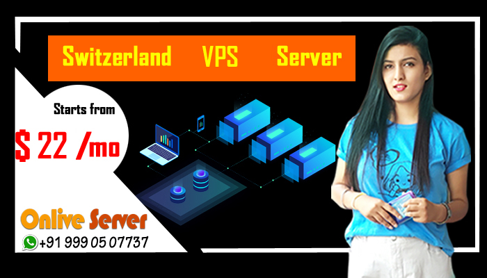 Trouble Free Switzerland VPS Server Hosting to Host Multiple Website