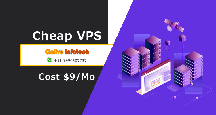 Cloud VPS Server with Flexible Website Hosting Plans – Onlive Infotech
