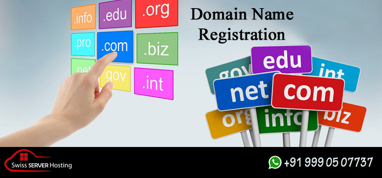 Domain Registration - Swiss Server Hosting