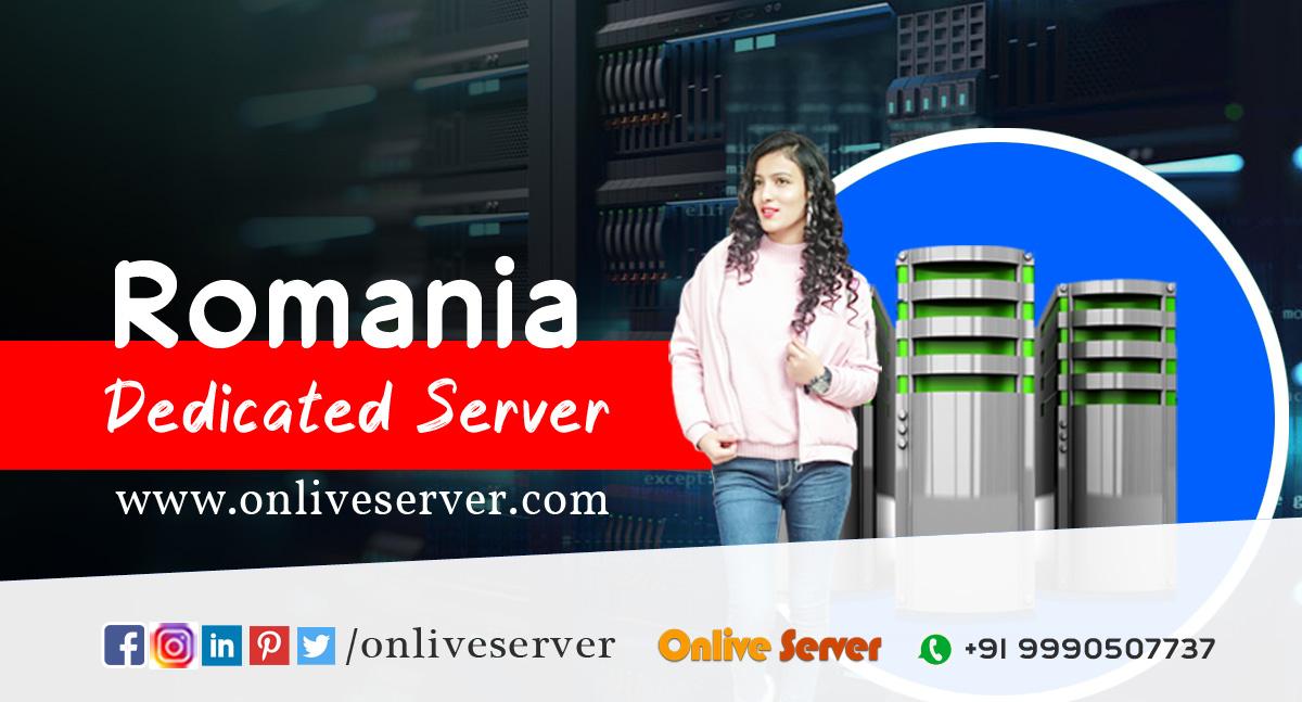 Romania Dedicated Server Hosting - Onlive Server